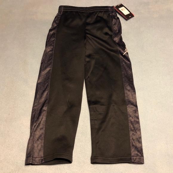63397f88585029 NWT🔥 Boys Jordan Jumpman Sweatpants